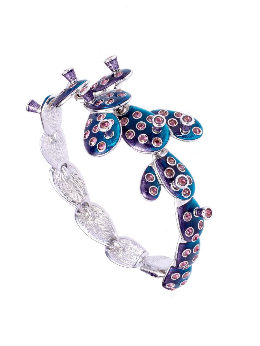 Kahlo Bracelet - Blue - Large