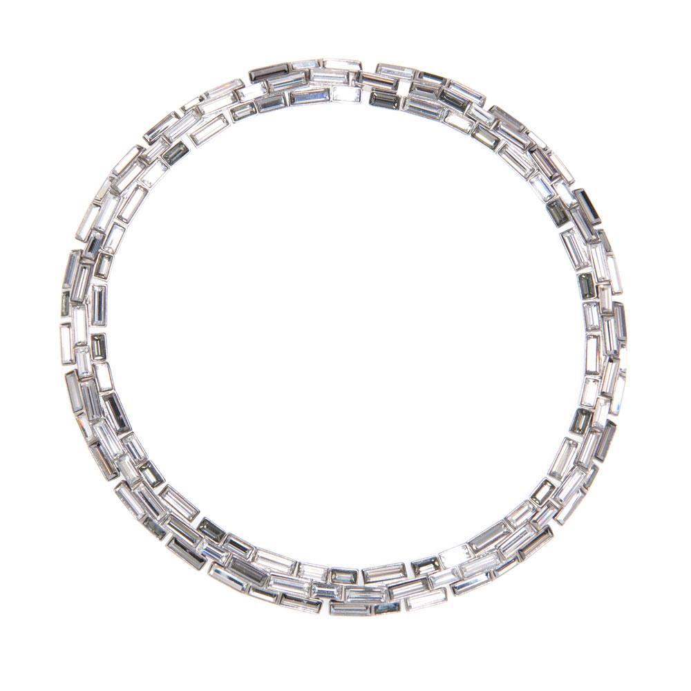 Caddis Multi Baguette Short Necklace