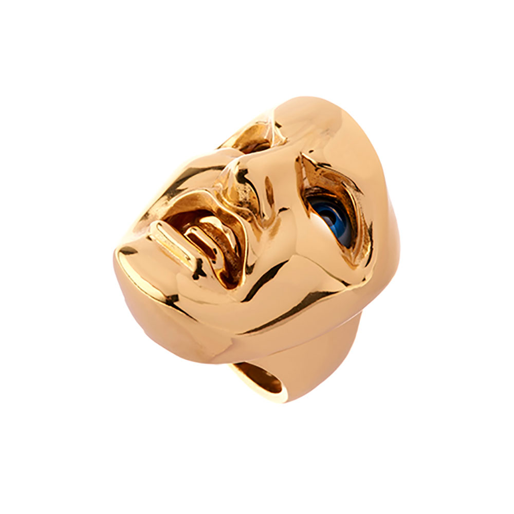 Dionysus Man Ring - Medium