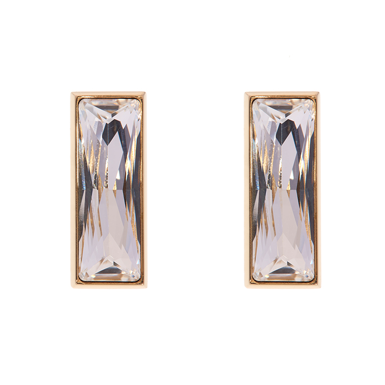 Panther Earrings - Gold