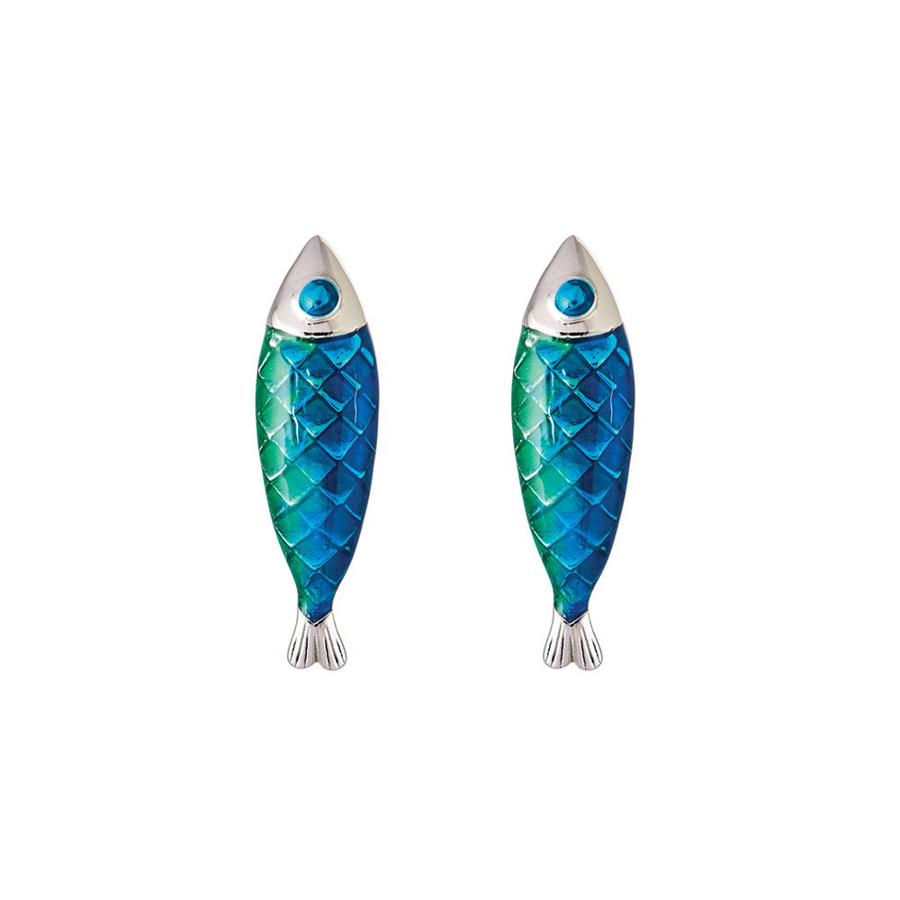 Electra Stud Earring - Rainbow