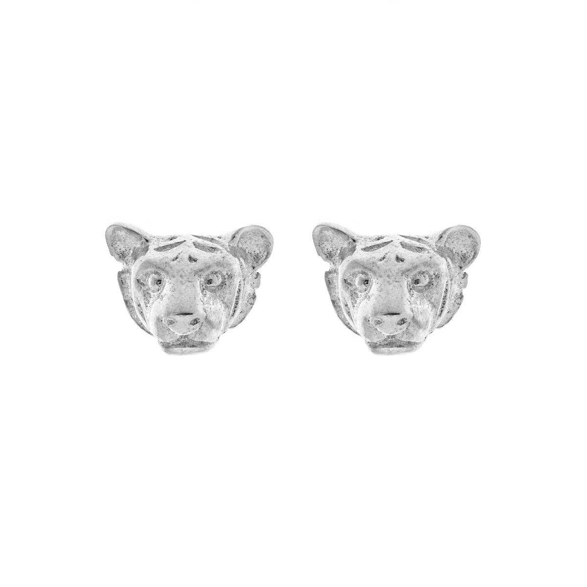 Chinese Zodiac Tiger Earring