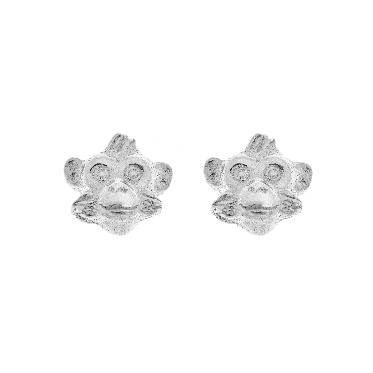 Chinese Zodiac Monkey Earring