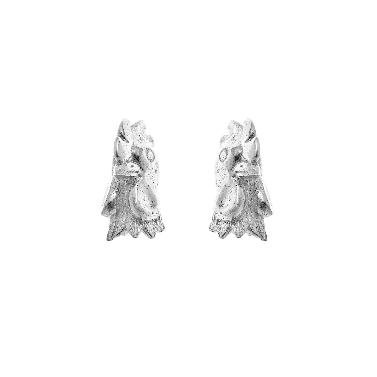 Chinese Zodiac Rooster Earring