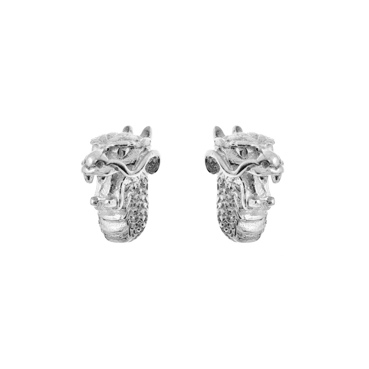 Chinese Zodiac Dragon Earring