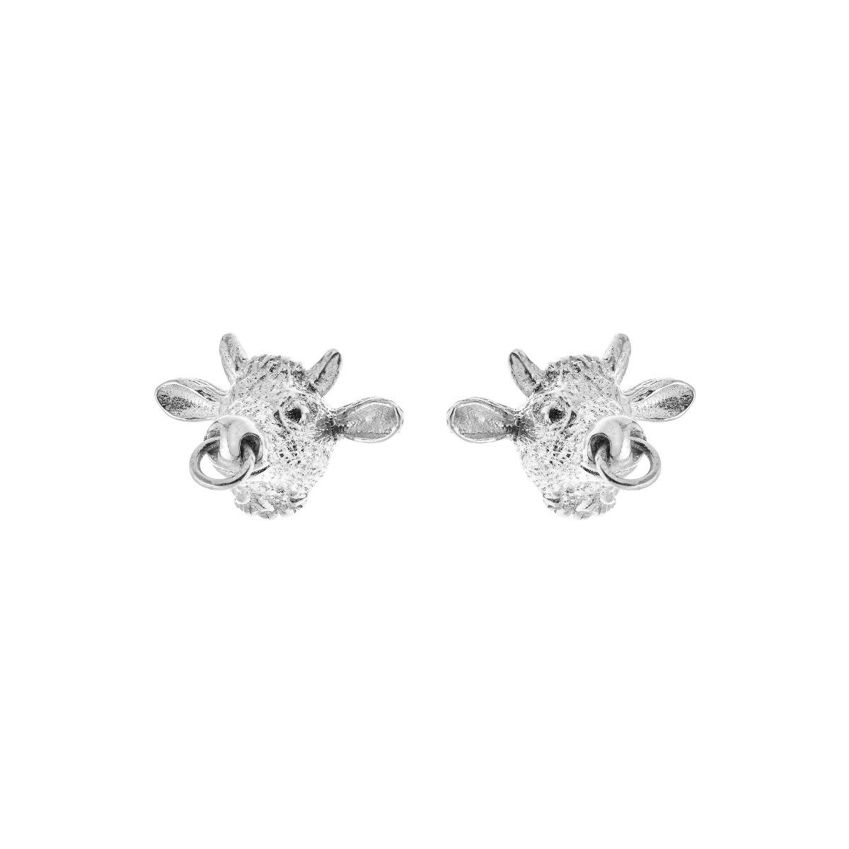 Chinese Zodiac Ox Earring