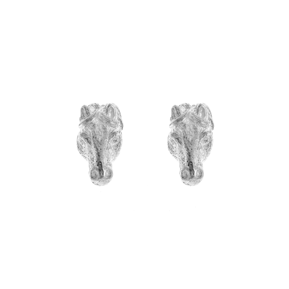 Chinese Zodiac Horse Earring