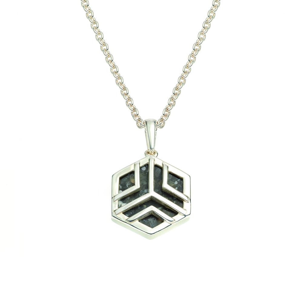 Element Metal Pendant