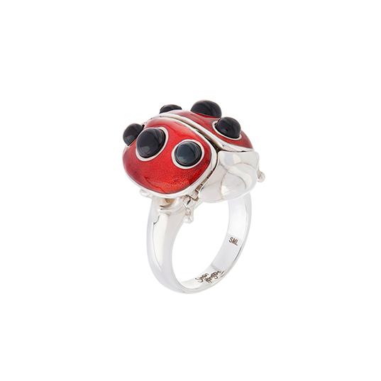 Ladybird Ring-Large