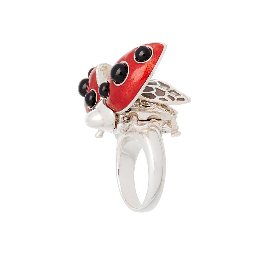 Ladybird Ring - Medium