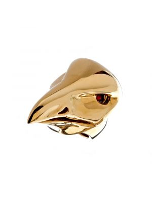 Dionysus Falcon Ring Gold
