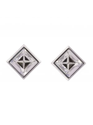 Hannah Stud Earrings - Clear