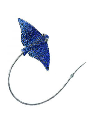 Eagle Ray Brooch