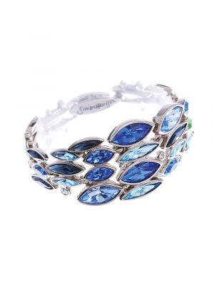 Aquarius Ombre Crystal Bracelet - Multicolour