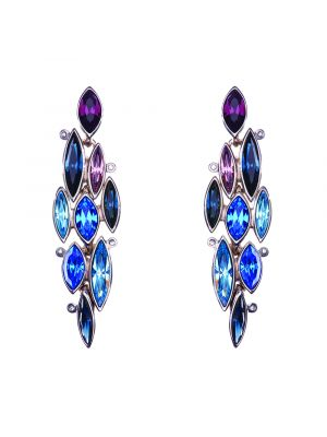 Aquarius Ombre Crystal Earring