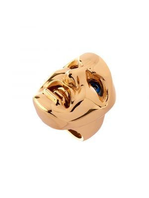 Dionysus Man Ring Gold