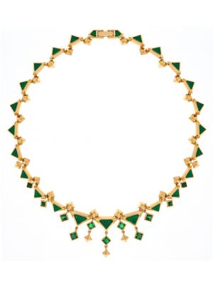 Tamara Necklace Green