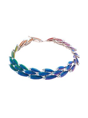 Electra Necklace Rainbow