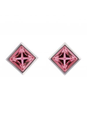 Hannah Stud Earrings - Pink
