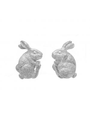Chinese Zodiac Rabbit Cufflink