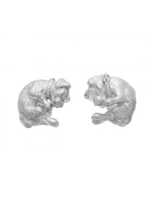 Chinese Zodiac Dog Cufflink